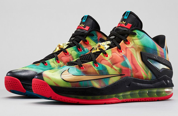"Nike LeBron 11 Low SE ""Multi-color"""