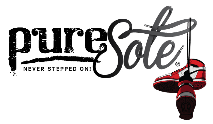 Pure Sole Kicks Logo