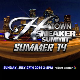 H-Town Sneaker Summit Summer 2014