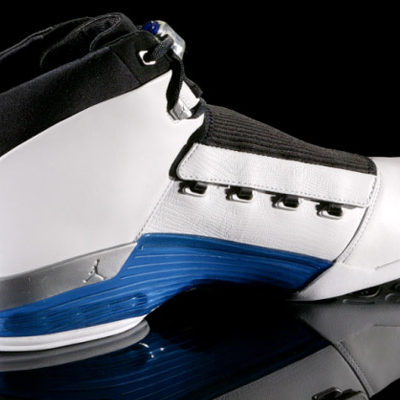 Pay The Cost To Be The Boss  The Air Jordan 17 was the first basketball sneaker to hit the $200 retail mark.