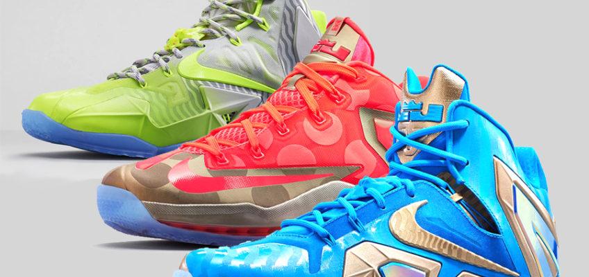 "Nike LeBron 11 ""Maison du LeBron"" Collection"