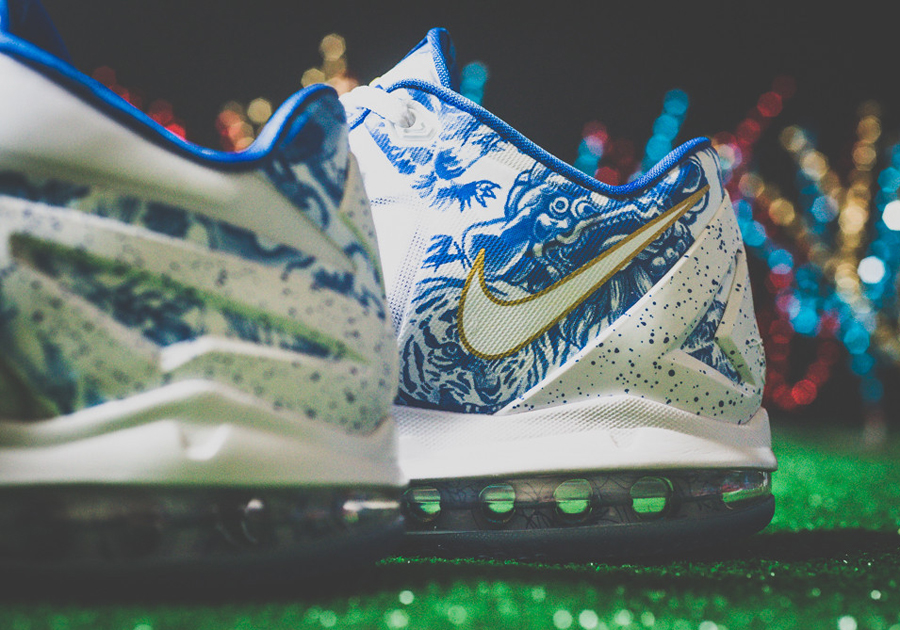 Nike Lebron 11 Low China Release Date Pure Sole