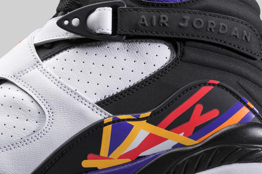 """96d62561452 Air Jordan 8 Retro """"Three-Peat"""" Sz 11.5 – Pure Sole"""