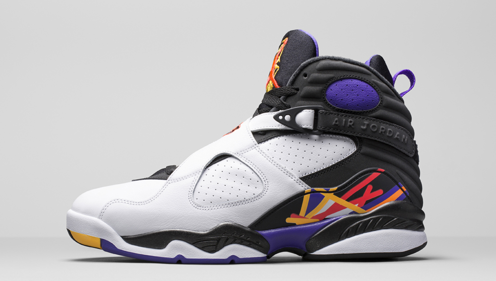 "8901cec8f873 Air Jordan 8 Retro ""Three-Peat"" Sz 11.5 – Pure Sole"