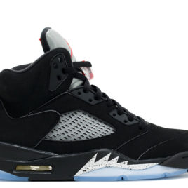 "Air Jordan 5 OG ""Black/Metallic"""